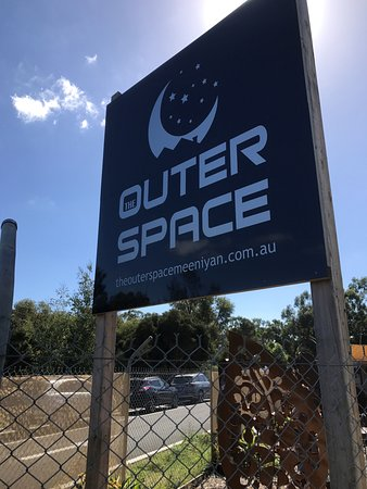 ‪The Outer Space‬