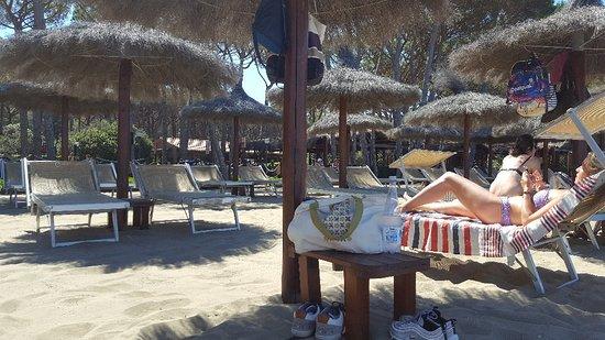 Spiaggia di Casetta Civinini: 20170611_105714_large.jpg