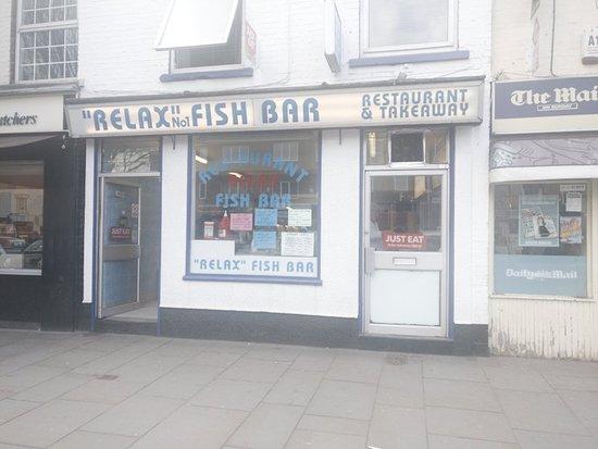 Relax Fish Bar Grantham Updated 2020 Restaurant Reviews