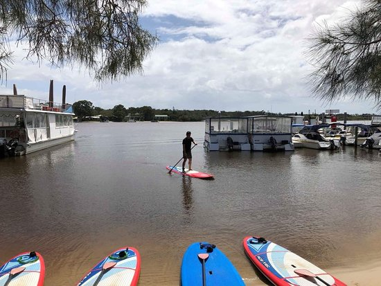 Noosa Stand Up Paddle: SUP