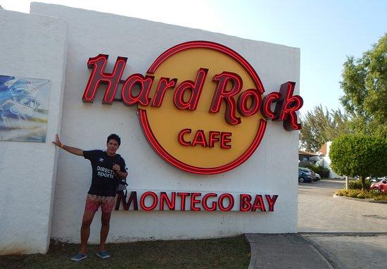Hard Rock Cafe Montego Bay: entrada