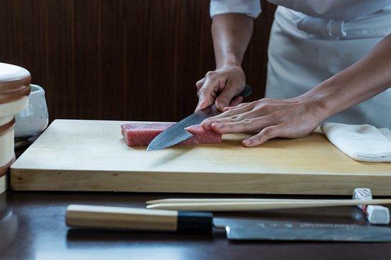 Tokyo Sushi Cooking Class