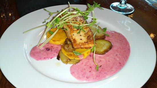 Adamstown, Pensilvania: salmon