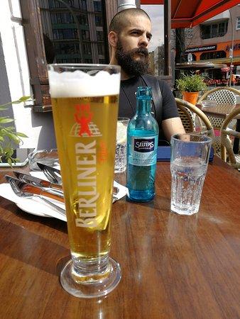 Eckstein: birra :-)