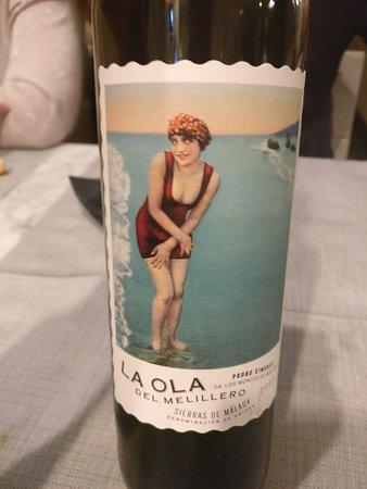 Vino Blanco La Ola del Melillero