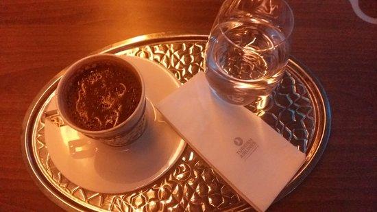Turkish Airlines: kahve keyfi...