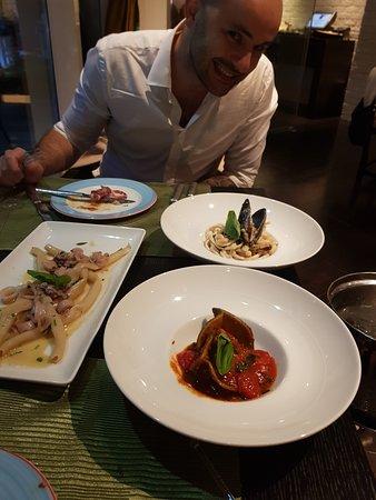 Positano Restaurant: pasta
