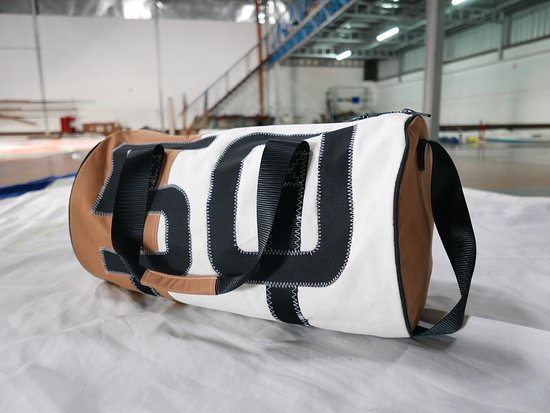 Save A Sail Travel Bag Made From Recycled Sails