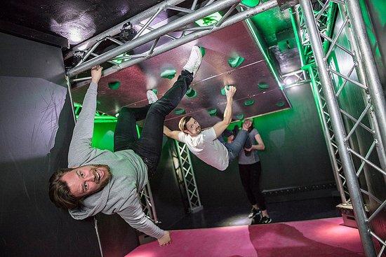 Oxelosund, Sverige: Vår svåraste utmaning, Ninja!