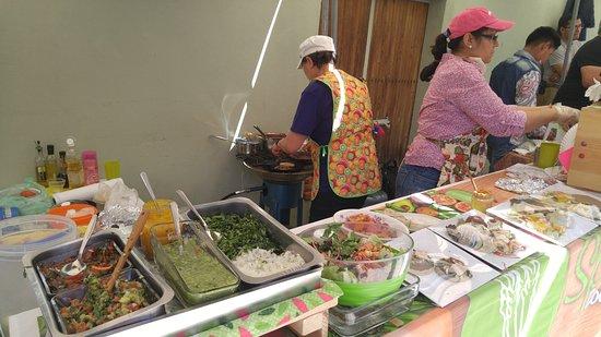 Χώρος γνωριμιών βιολογικών τροφίμων