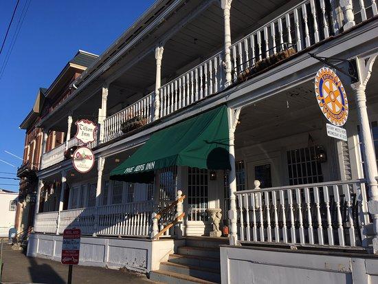 Tilton, NH: Cute little downtown inn