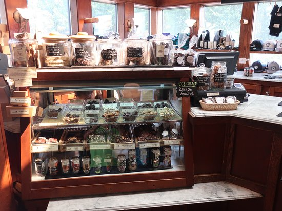 Spinnakers Brewpub and Guesthouses: The Chocolate case.