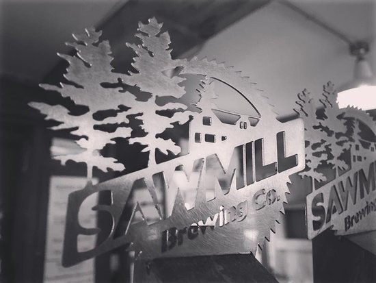 Merrill, WI: Check out our tap handles!