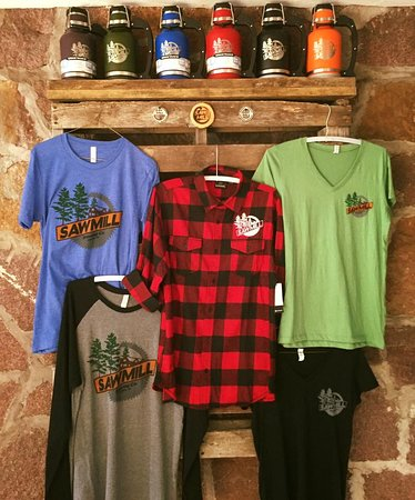 Merrill, WI: Some of our available swag