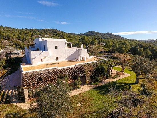 Santa Agnes de Corona صورة فوتوغرافية