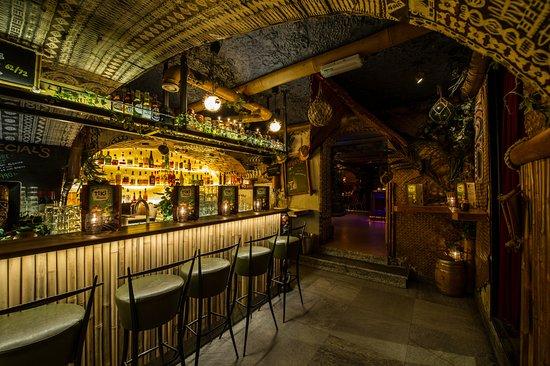 tiki bar stockholm