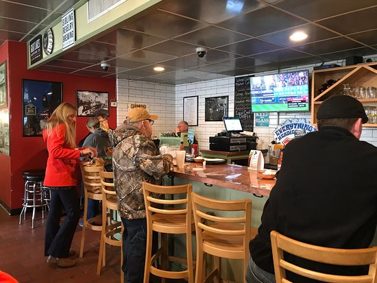 counter service and bar picture of west side market cafe rh tripadvisor com