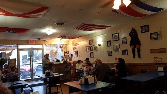 Nice Place Picture Of Bluebird Cafe Pulaski Tripadvisor