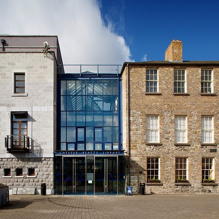 Museum Chester Beatty Library