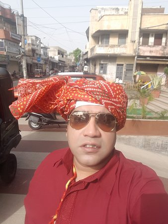 Dargah Shariff AJMER: Outside