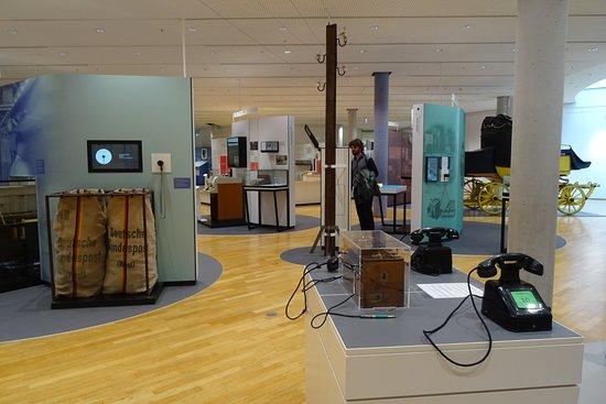 Museum fur Post und Kommunikation: Vista general