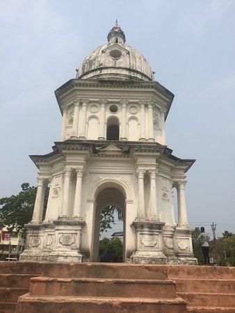 Chinsurah, India: Closer view.