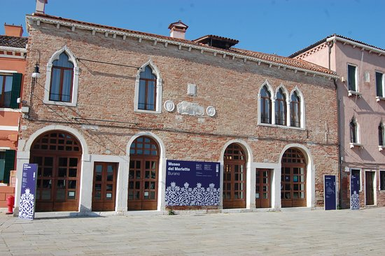 Museo del Merletto: Museum Building