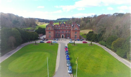 Barham, UK: Airel Drone photo