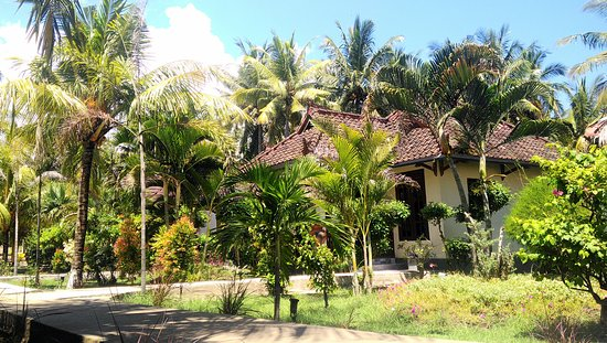 Rooms garden view by pelangi cottages and restaurant