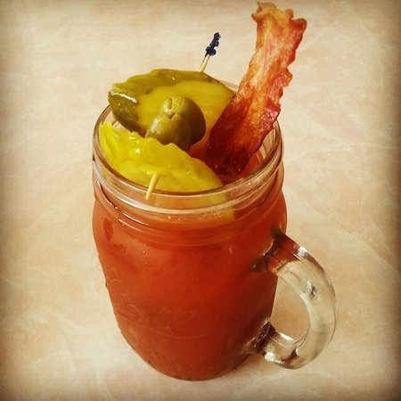Machesney Park, IL: Best bloody Mary at any diner in the Rockford area!