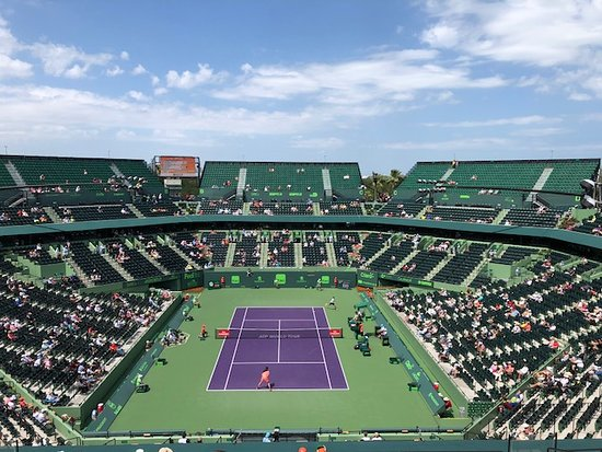 ‪Crandon Park Tennis Center‬
