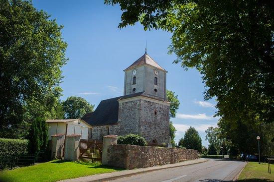Schoeneberg b. Angermuende, Alemanha: Unsere Dorfkirche