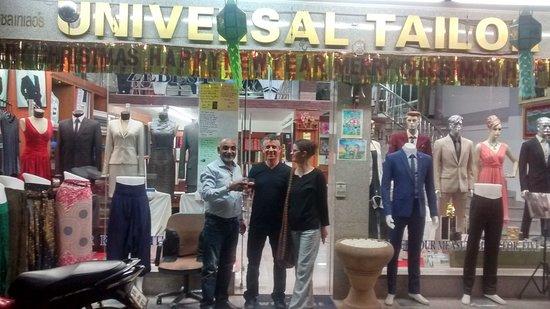 Universal Tailor照片