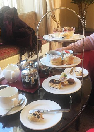 Stanley, UK: Afternoon tea, second course
