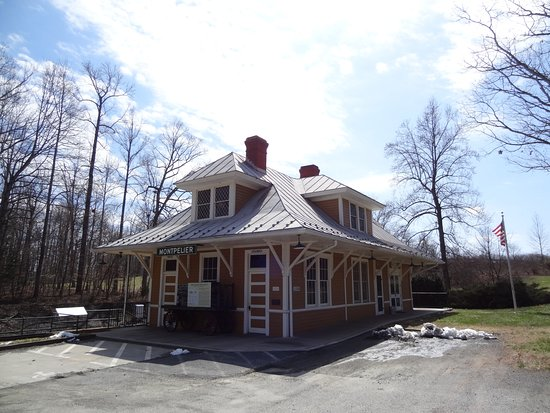 Montpelier Station照片
