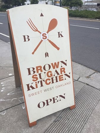 Menu Brown Sugar Kitchen - Picture of Brown Sugar Kitchen ...