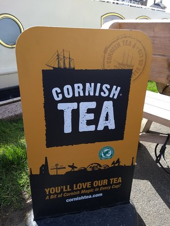 A great place for tea and coffee