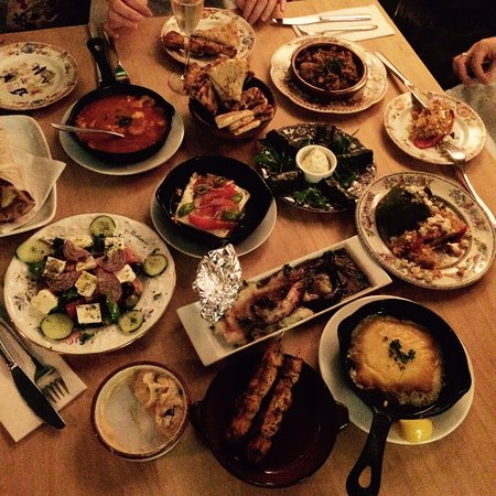 Papa's Authentic Mediterranean Cuisine