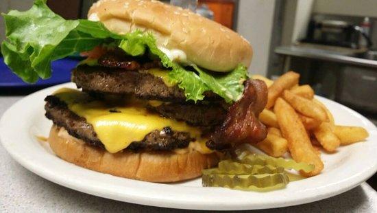 Tenino, WA: Rat Rod Burger
