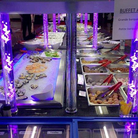 Meilleur buffet à volonté