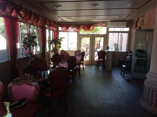 Persian Room Fine Wine U0026 Kebab: New Closed In Patio