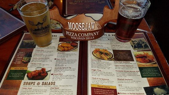 Moosejaw Pizza & Dells Brewing Co.: 20180405_121915_large.jpg