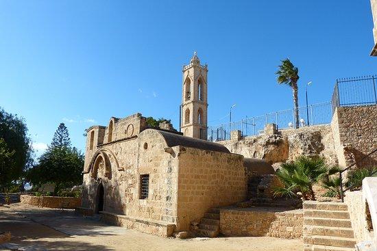 Monasterio de Ayia Napa