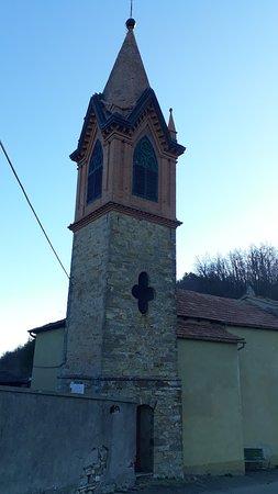 Oratorio di San Rocco: Il campanile