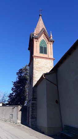 Montese, Italy: vista laterale
