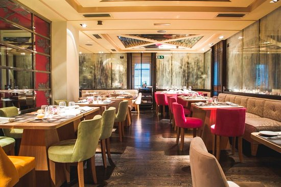 Restaurante Picture Of Fortuny Restaurant Club Madrid