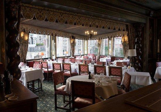 Hotel Restaurant Bruges Belgique
