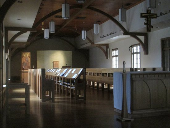 Berryville, VA: Inside Monastery Chapel