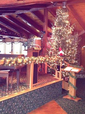 Rhinelander, WI: Holidays at the Three Coins Restaurant