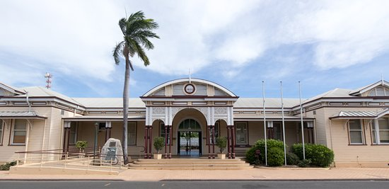 Emerald, Australie : Classic early 20th century architecture